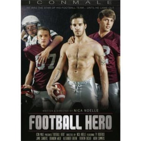 Icon Male Football Hero DVD