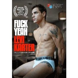 Cockyboys Fuck Yeah Levi Karter DVD
