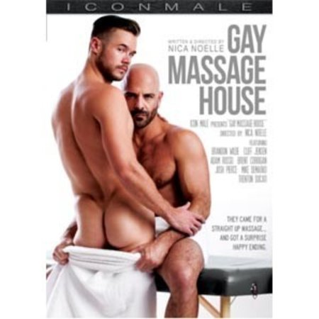 Icon Male Gay Massage House DVD