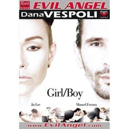 Evil Angel Girl/Boy DVD