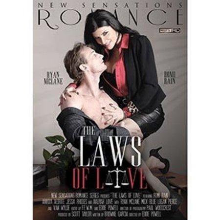 New Sensations Laws of Love DVD