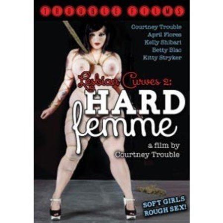 Trouble Films Lesbian Curves 2: Hard Femme DVD