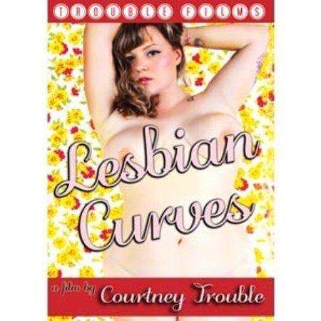 Trouble Films Lesbian Curves DVD