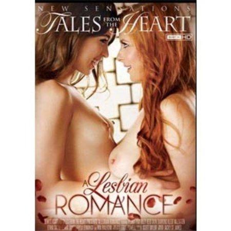 New Sensations Lesbian Romance, A DVD