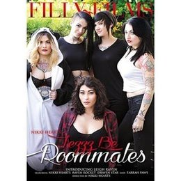 Filly Films Lezzz Be Roommates DVD
