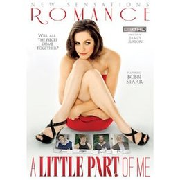 New Sensations Little Part of Me DVD