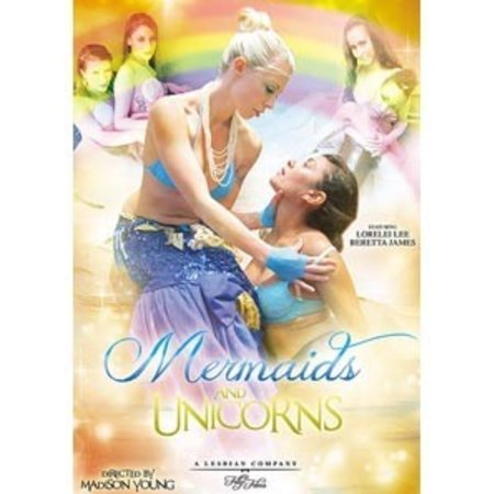 Filly Films Mermaids and Unicorns DVD