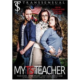 Trans Sensual My TS Teacher DVD