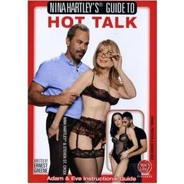 Adam and Eve Nina Hartley's Guide To Hot Talk DVD