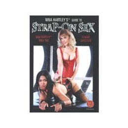 Adam and Eve Nina Hartley's Guide to Strap-On Sex DVD