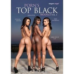 Black Market Porn's Top Black Models Volume 3 DVD