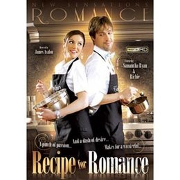 New Sensations Recipe for Romance DVD