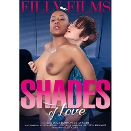 Filly Films Shades of Love DVD