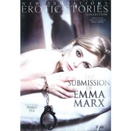 New Sensations Submission of Emma Marx, The DVD
