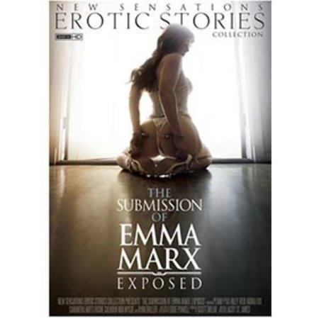 New Sensations Submission of Emma Marx: Exposed DVD