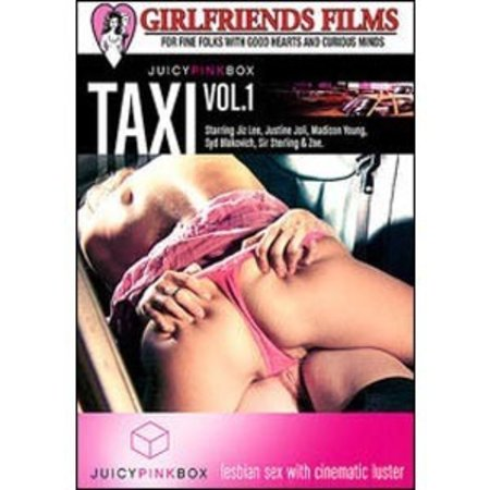Girlfriends Films Taxi Vol. 1 DVD