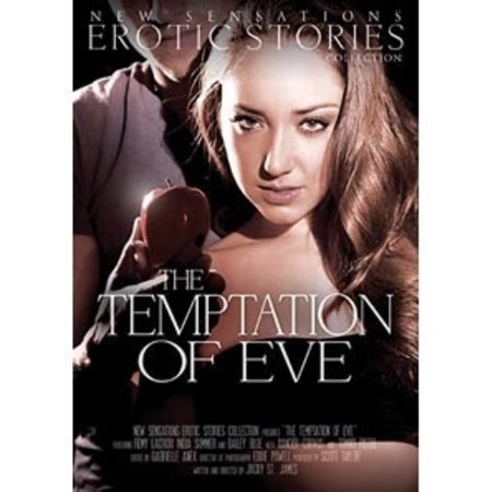 New Sensations Temptation of Eve, The DVD