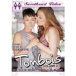 Sweetheart Video Tombois Volume 2 DVD