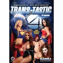 Grooby Trans-tastic Four DVD