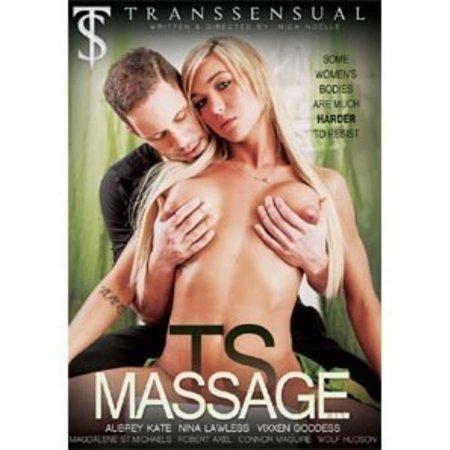 Trans Sensual TS Massage DVD