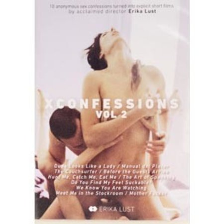 Lust Films Xconfessions Volume 2 DVD