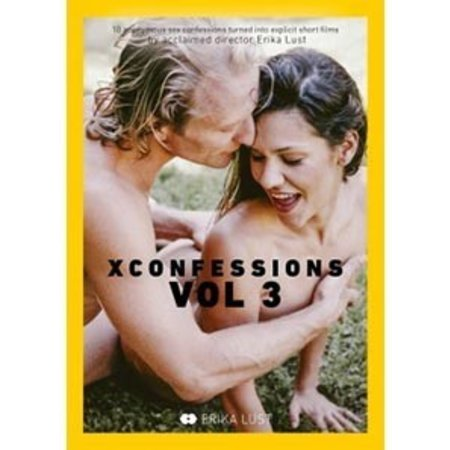 Lust Films Xconfessions Volume 3 DVD