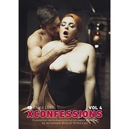 Lust Films Xconfessions Volume 4 DVD
