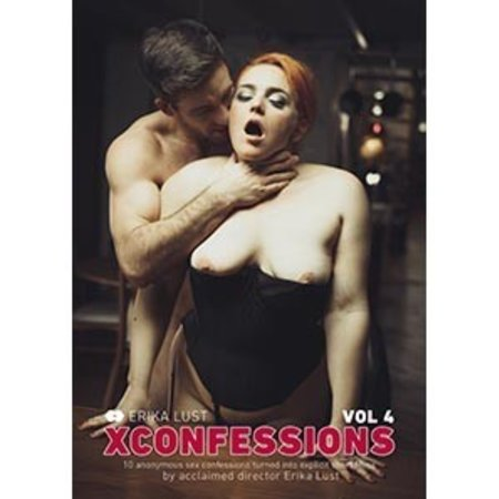 Lust Films Xconfessions Volume 4 DVD