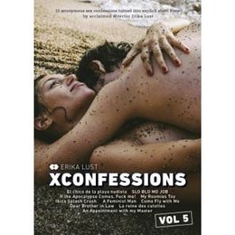 Lust Films Xconfessions Volume 5 DVD