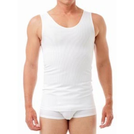 Underworks Underworks Econo Compression Chest Binder Tank 947- Wesley, White