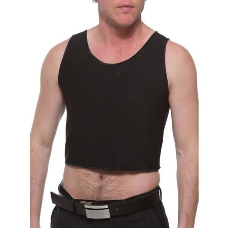 Underworks Underworks Tri-top Chest Binder 983- Floyd, Black