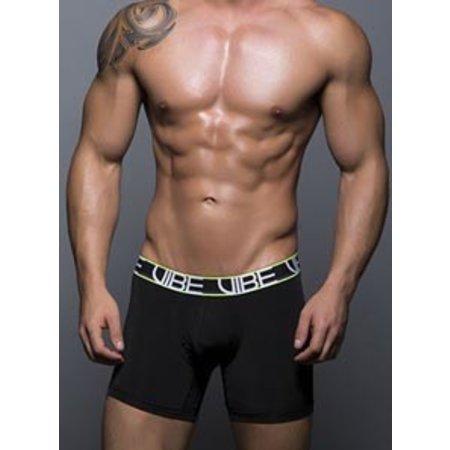 Andrew Christian Andrew Christian 90027 Vibe Sports Boxer, Black