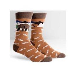 Sock It To Me Bear Necessities Socks