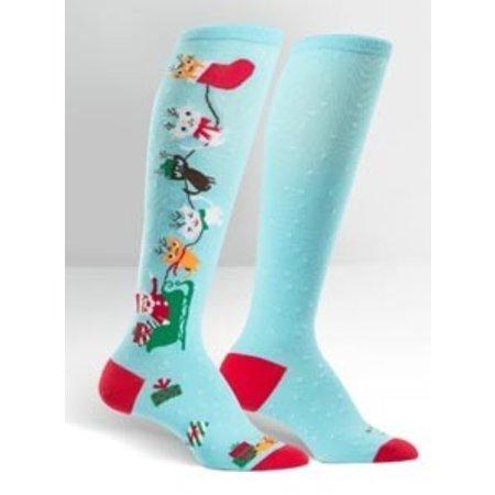 Sock It To Me Jingle Cats Socks