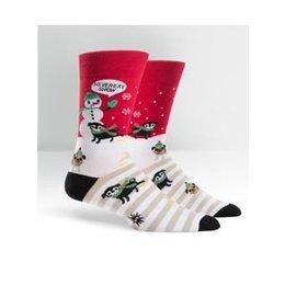 Sock It To Me Never Eat Snow Socks
