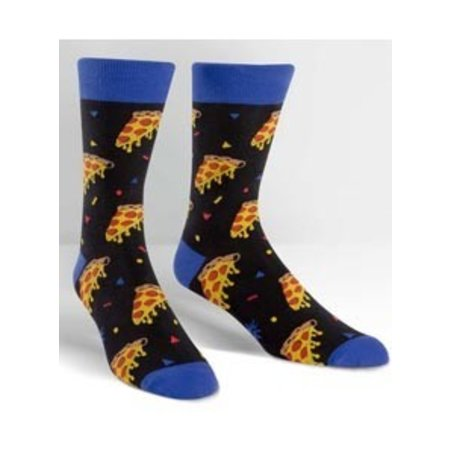 Sock It To Me Pizza Party Socks