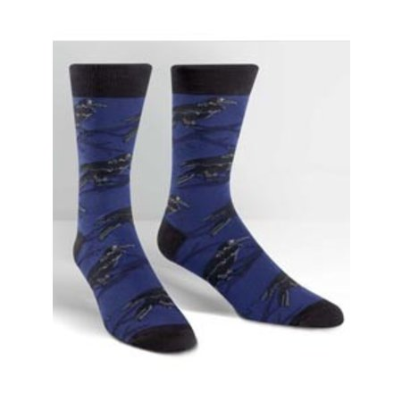 Sock It To Me Raven Socks