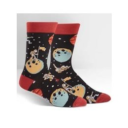 Sock It To Me Sock Odyssey Crew Socks