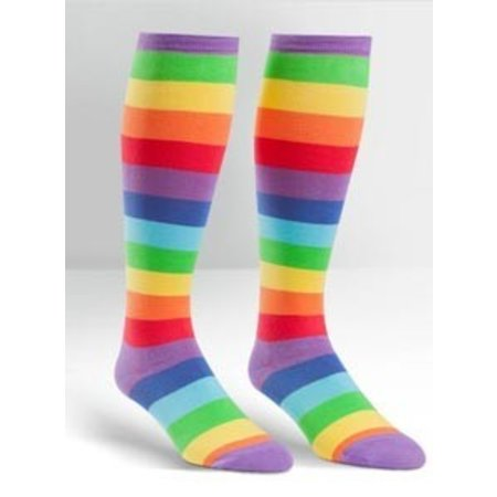 Sock It To Me Super Juicy Rainbow Socks