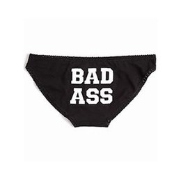 Sock It To Me Badass Underwear, Bikini