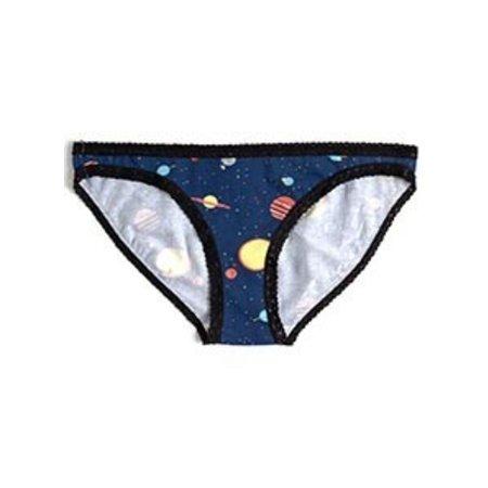 Sock It To Me Planets Underwear, Bikini