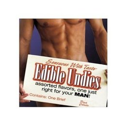 Kingman Industries Edible Undies, Men's Pina Colada