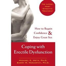 New Harbinger Publications Coping with Erectile Dysfunction