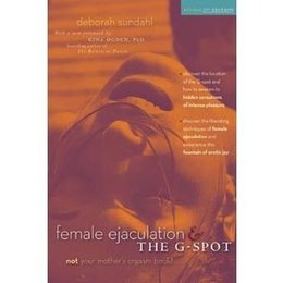 Hunter House Female Ejaculation and the G-Spot, 2nd edition