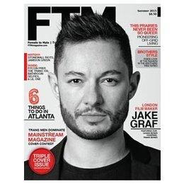FTM Magazine FTM Magazine, Summer 2015: Jake Graf Cover