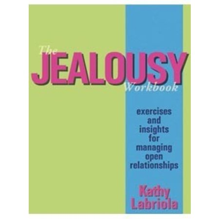 Greenery Press Jealousy Workbook, The