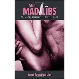 Price Stern and Sloan Kama Sutra Adult Mad Libs