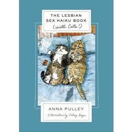 Flatiron Books Lesbian Sex Haiku Book (with Cats!), The
