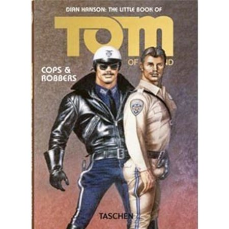 Taschen Little Book of Tom of Finland: Cops & Robbers