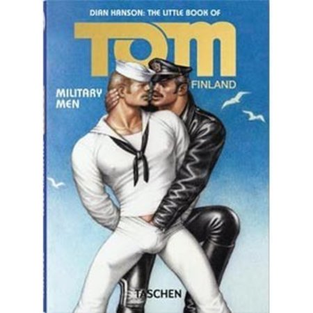 Taschen Little Book of Tom of Finland: Military Men